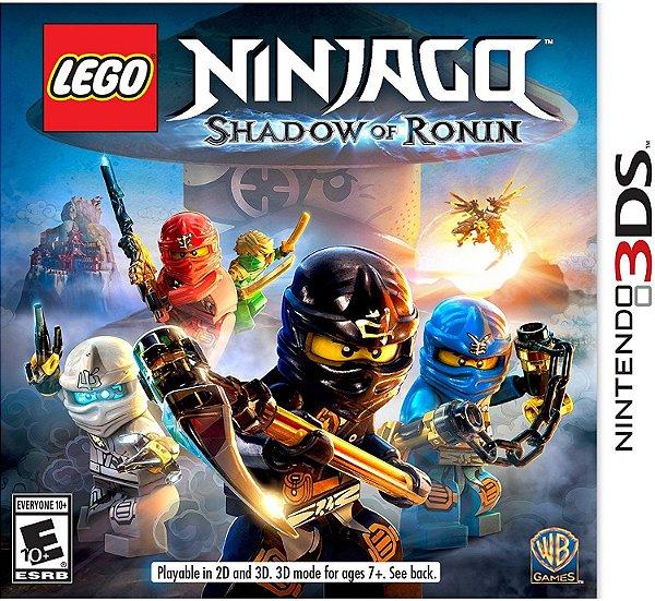 LEGO Ninjago Shadow Of Ronin - 3DS