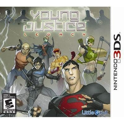 Young Justice: Legacy - 3DS