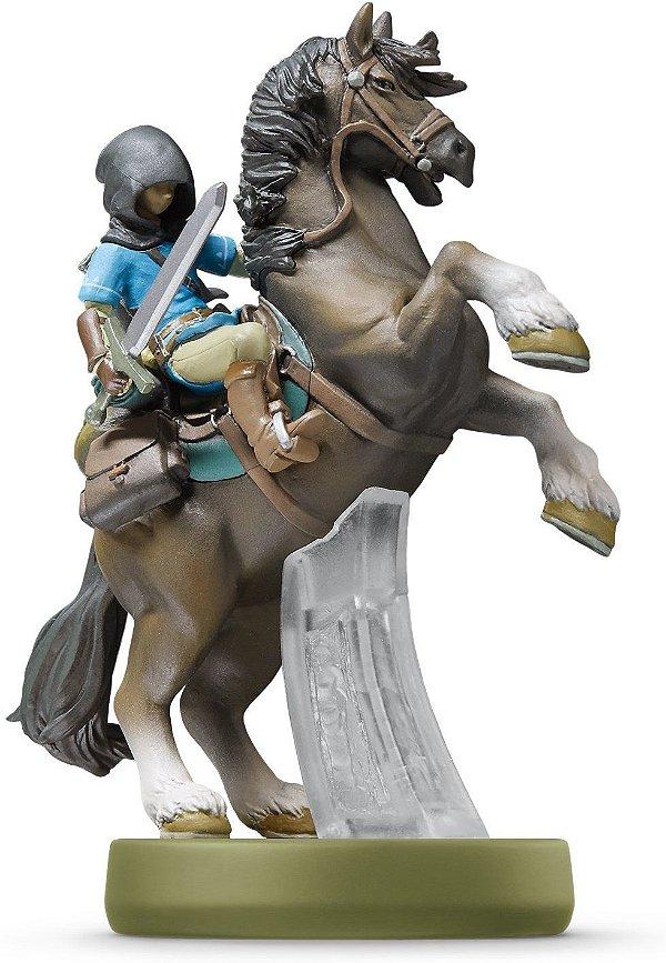 Amiibo Link (Rider) Zelda Breath of the Wild