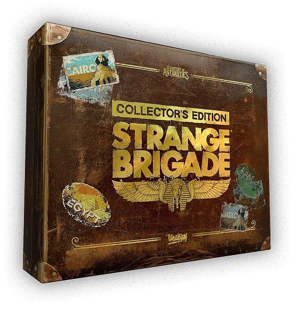 Strange Brigade Collectors Edition - PS4