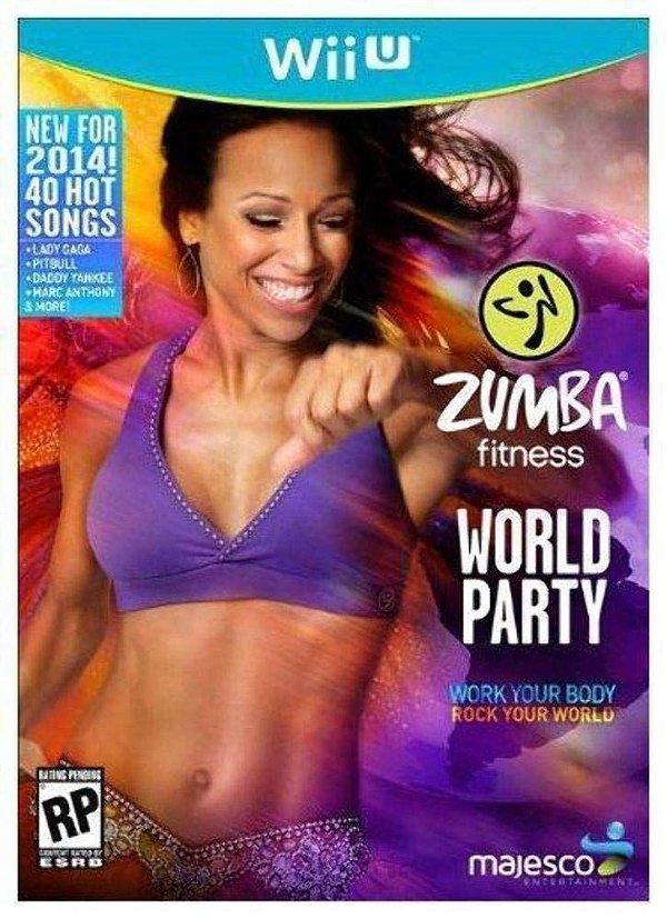 Zumba Fitness World Party - Wii U
