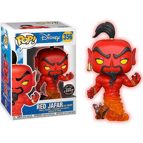 Funko Pop Disney 356 Red Jafar Chase