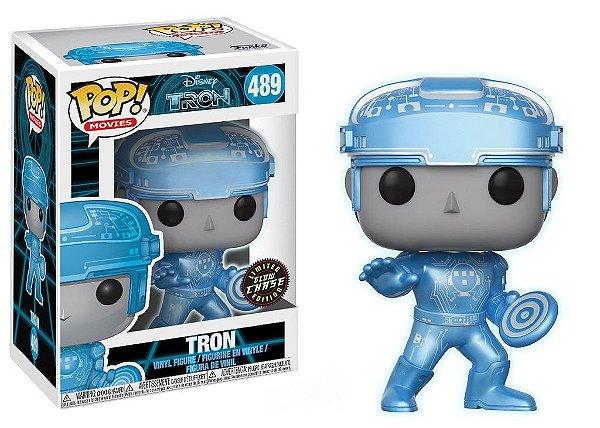Funko Pop Disney Tron 489 Tron Chase