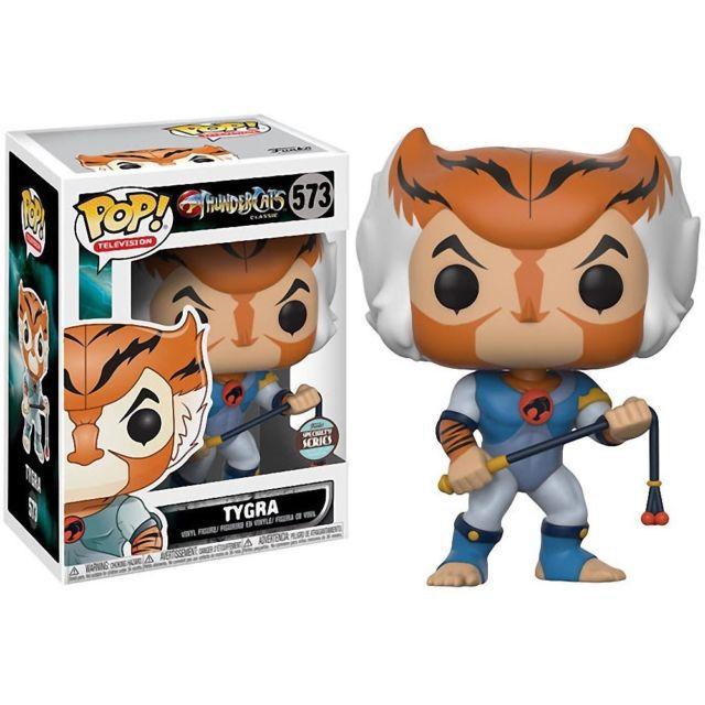 Funko Pop Thundercats 573 Tygra Exclusive