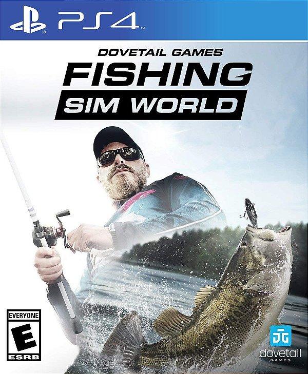Fishing Sim World - PS4