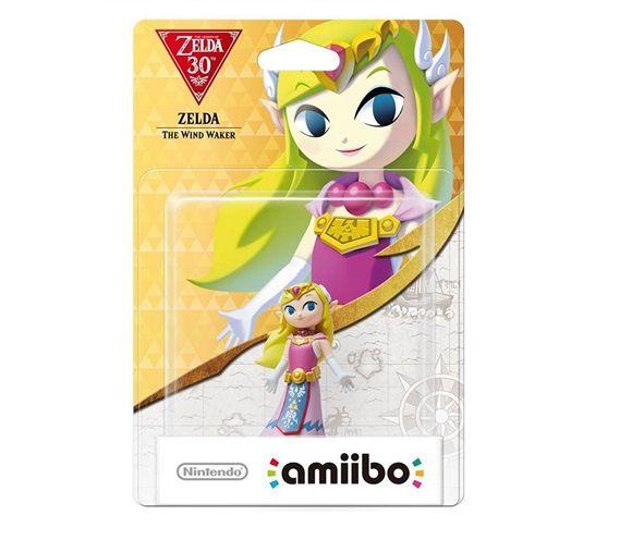 Amiibo Zelda The Wind Waker