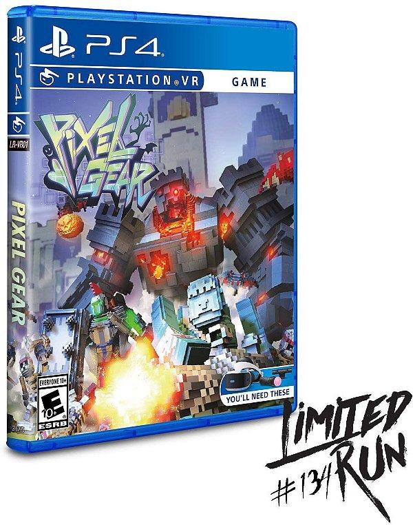 Pixel Gear Limited Run #134 - PS4 VR