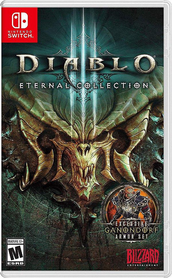 Diablo III 3 Eternal Collection - Switch