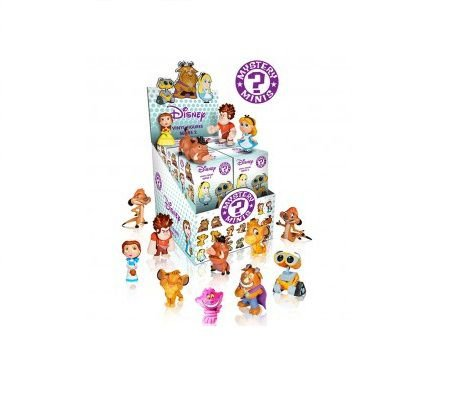 Funko Mystery Mini Disney Serie 1 - 1 Boneco Misterioso