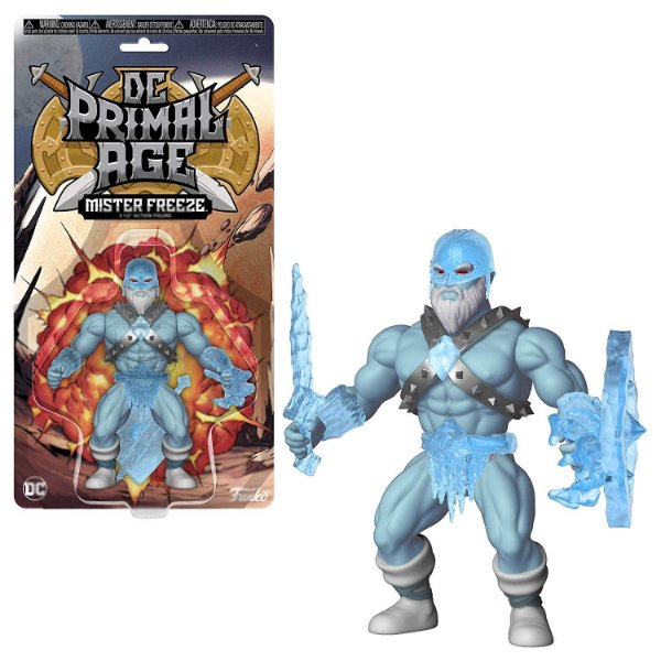 Funko DC Primal Age Mr. Freeze