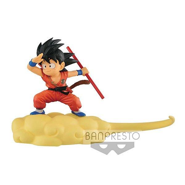 Dragon Ball Kid Goku Nuvem Voadora Bandai