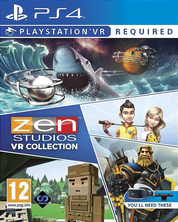 Zen Studios Ultimate VR Collection - PS4 VR