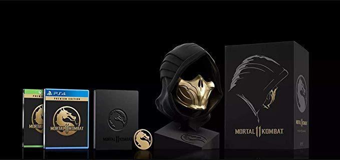 Mortal Kombat 11 Kollectors Edition - PS4