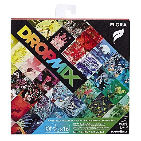 DropMix Playlist Pack 16 cartas - Flora