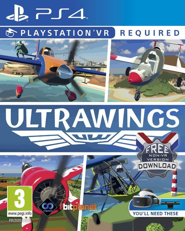 Ultrawings - PS4 VR