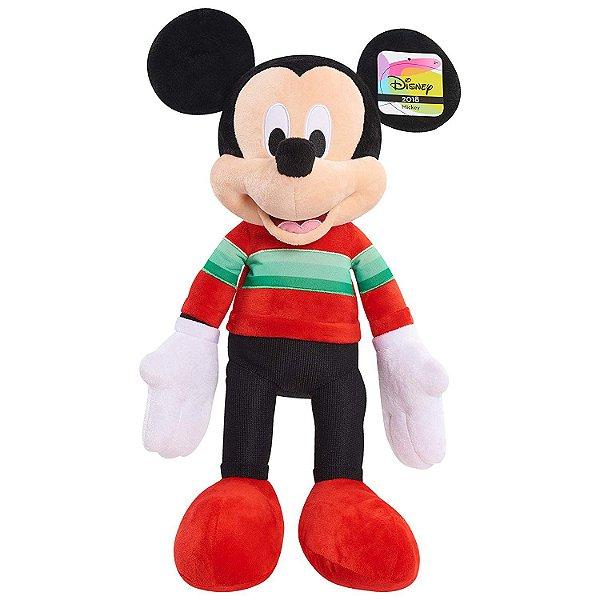 Pelúcia Disney Mickey Mouse Holiday Plush