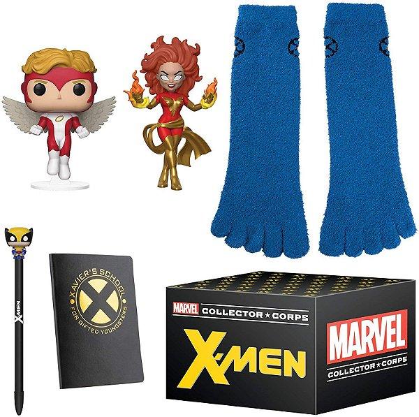 Funko Pop Marvel Collector Corps X-Men Mystery Box