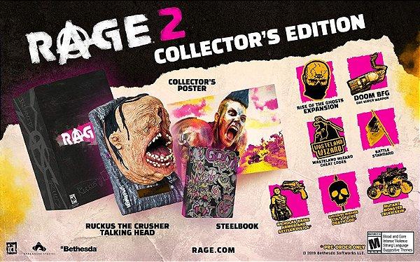 Rage 2 Collectors Edition - Xbox One