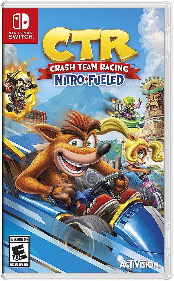 Crash Team Racing Nitro Fueled - Switch