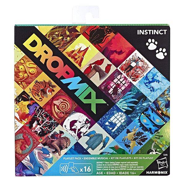 Dropmix Playlist Pack 16 Cartas - Instinct