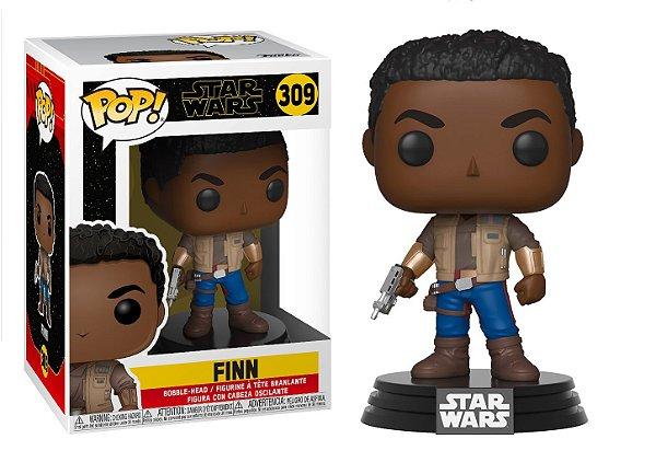 Funko Pop Star Wars Episode 9 Rise of Skywalker 309 Finn