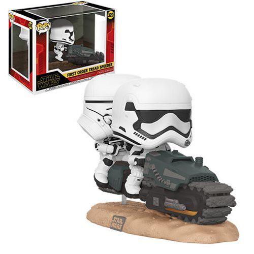 Funko Pop Star Wars Rise of Skywalker 320 First Order Tread Speeder