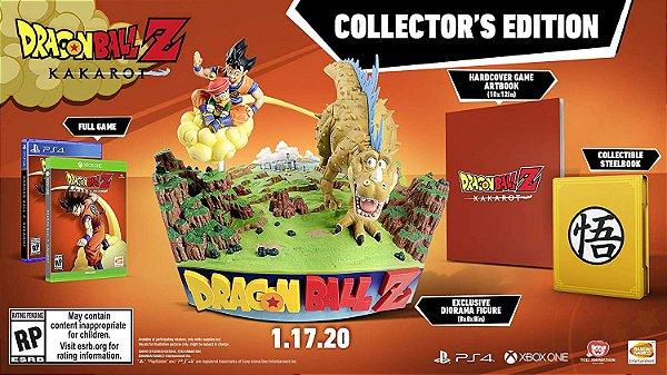 Dragon Ball Z Kakarot Collectors Edition - PS4