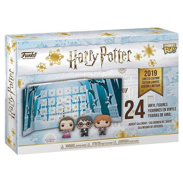 Funko Pop Advent Calendar Harry Potter 24 Peças