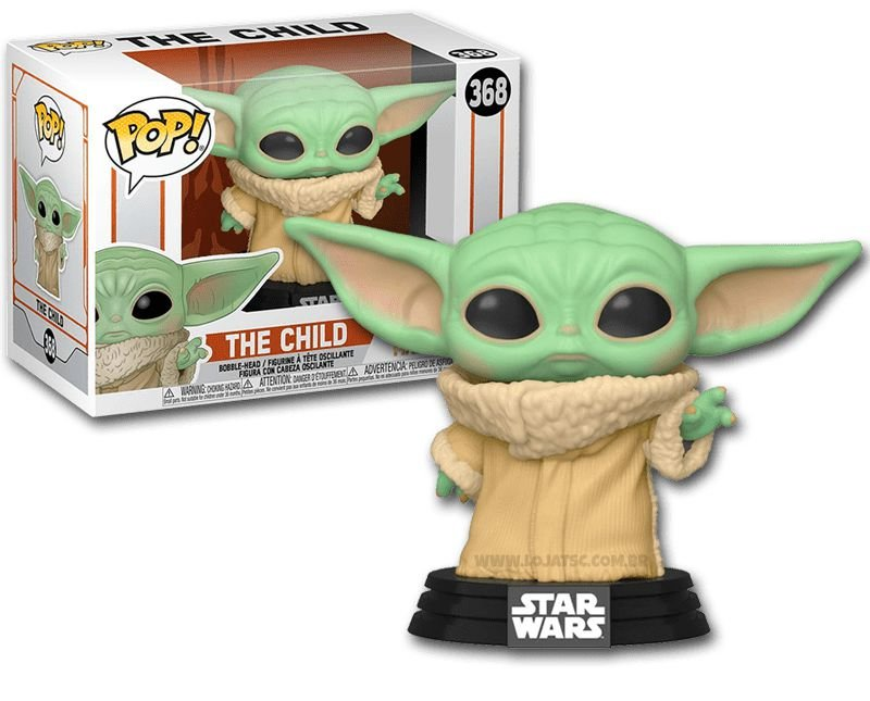 Funko Pop Star Wars The Mandalorian 368 The Child Baby Yoda