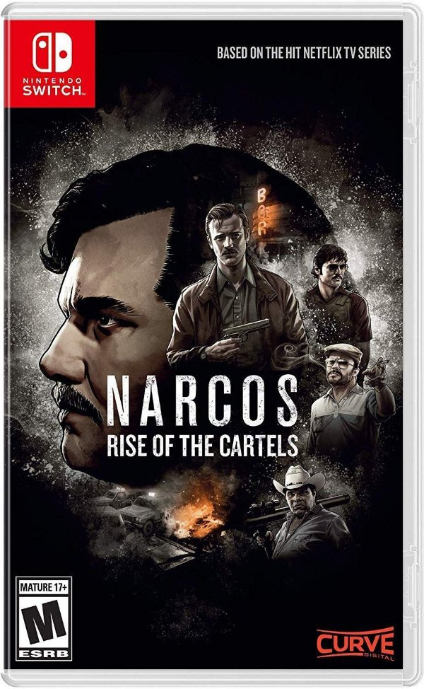 Narcos Rise of The Cartels - Switch