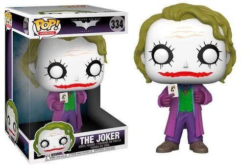 Funko Pop Batman The Dark Knight 334 The Joker Coringa 26cm