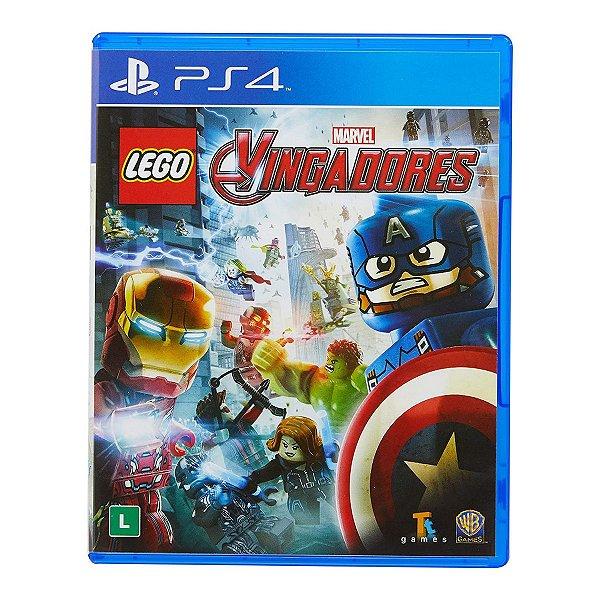 Lego Marvel Vingadores - PS4