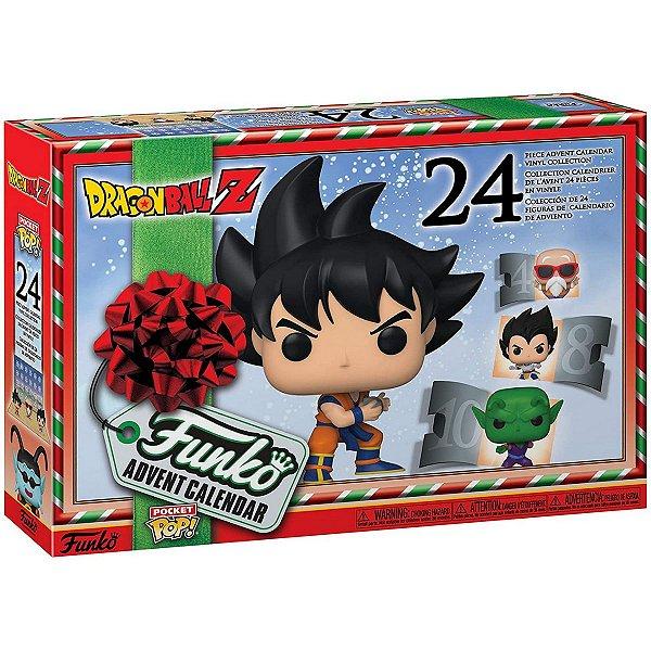 Funko Pop Advent Calendar Dragon Ball Z 24 peças