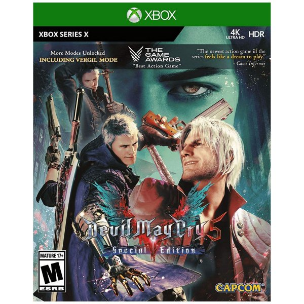 Devil May Cry 5 Special Edition - Xbox Series X S