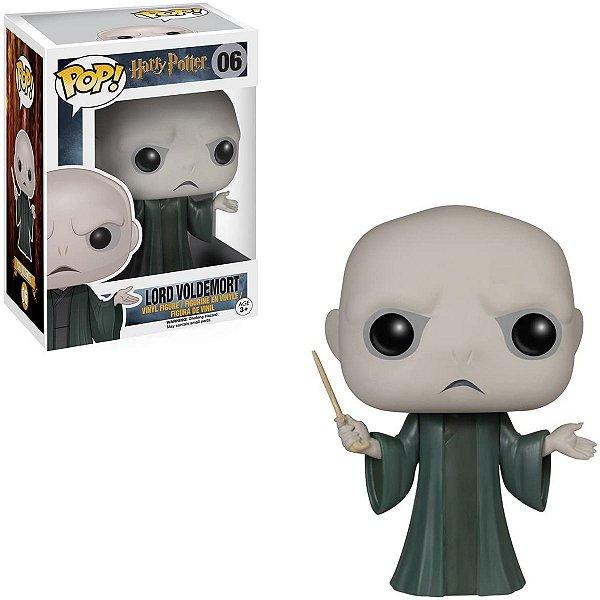 Funko Pop Harry Potter 06 Lord Voldemort