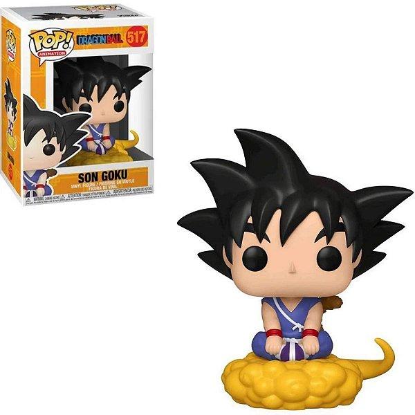 Funko Pop Dragon Ball 517 Son Goku