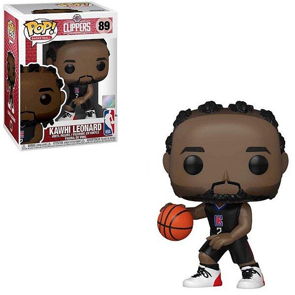 Funko Pop NBA 89 Kawhi Leonard Los Angeles Clippers