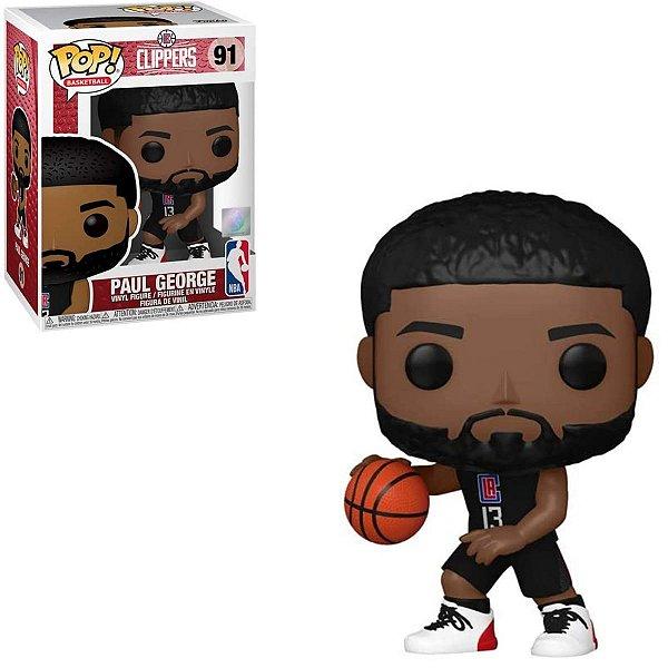Funko Pop NBA 91 Paul George Los Angeles Clippers