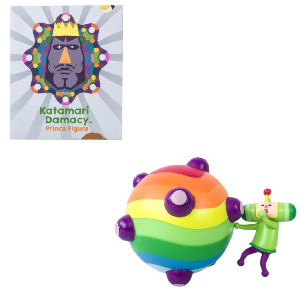 Katamari Damacy Prince Nintendo Figure Loot Crate Exclusive