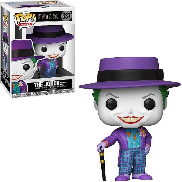 Funko Pop Batman 1989 337 Joker w/ Hat