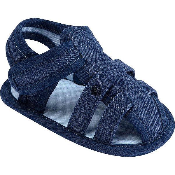 Sandália Bebê Azul