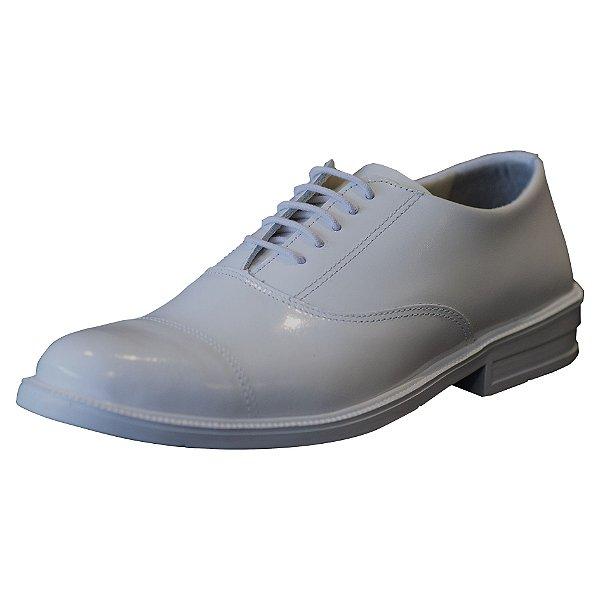 Sapato Social Branco Atalaia