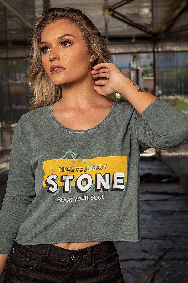 MANGA LONGA STONE ROCK YOUR SOUL