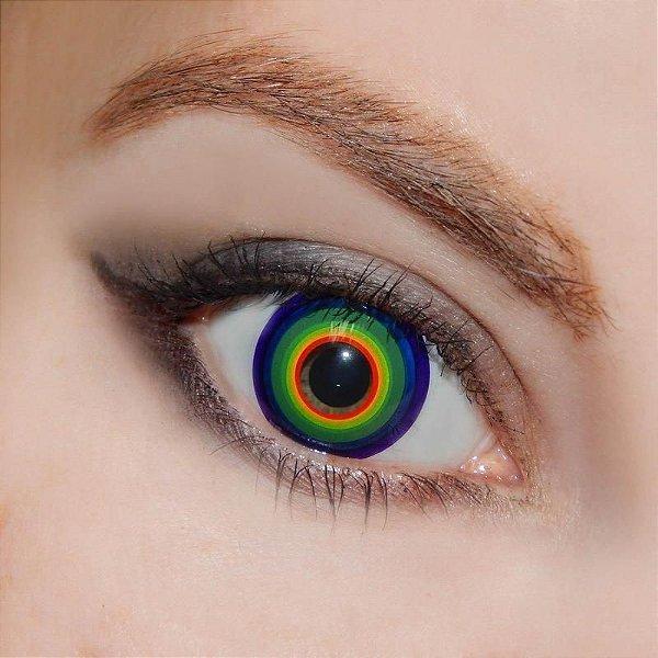 - SEM GRAU - ESPECIAL HALLOWEEN MULTIPLE RAINBOW ARCOIRIS FRESHLADY ARCO IRIS LGBTQ