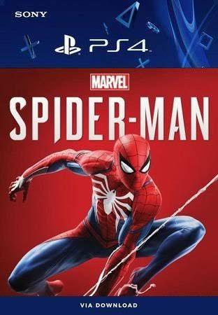 Marvel's Spider-Man Ps4 Midia Digital