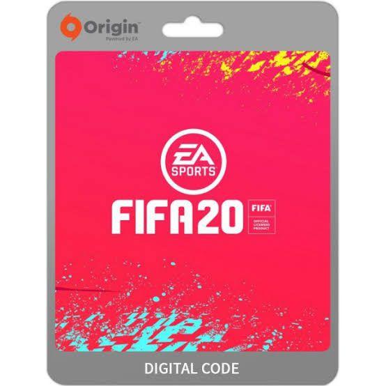 FIFA 20 Standard Edition Origin Key