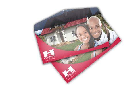 Envelope Personalizado Carta 2000 unidades