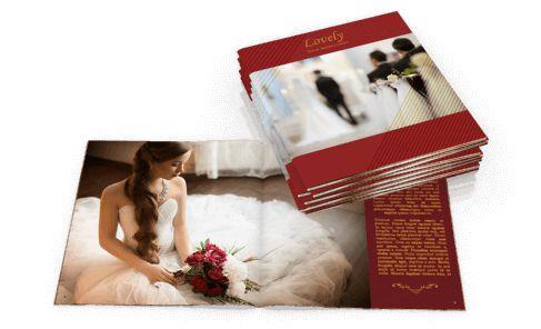 Catálogos e Revistas 15x10cm 16 páginas
