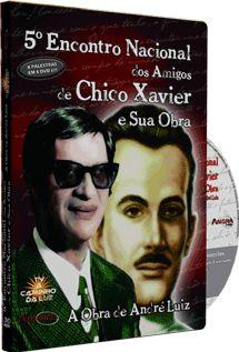 5º Encontro dos Amigos de Chico Xavier - Vários Palestrantes