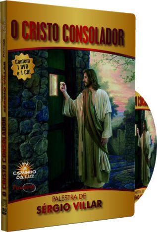 O Cristo Consolador - Sérgio Villar